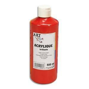 Peinture acrylique rouge achat vente peinture - Meilleur peinture acrylique ...