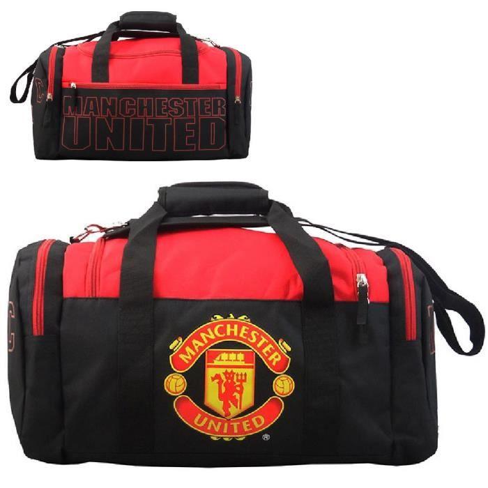 3ac596bd89 Sac pour le sport noir Manchester United - Prix pas cher - Cdiscount