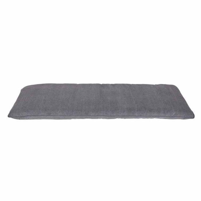 coussin pour banc gris achat vente coussin pour banc. Black Bedroom Furniture Sets. Home Design Ideas