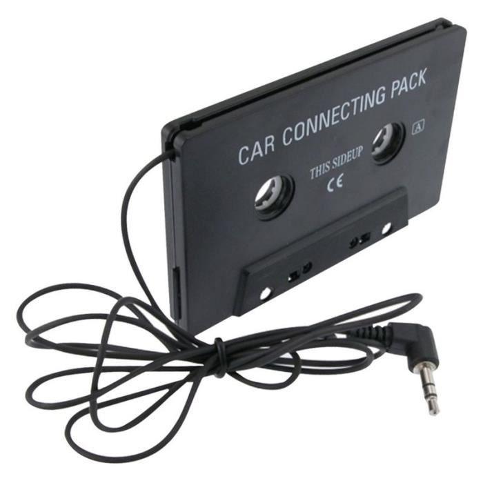 ADAPTATEUR AUDIO-VIDÉO  INSTEN® ADAPTATEUR CASSETTE VOITURE POUR IPOD CD M
