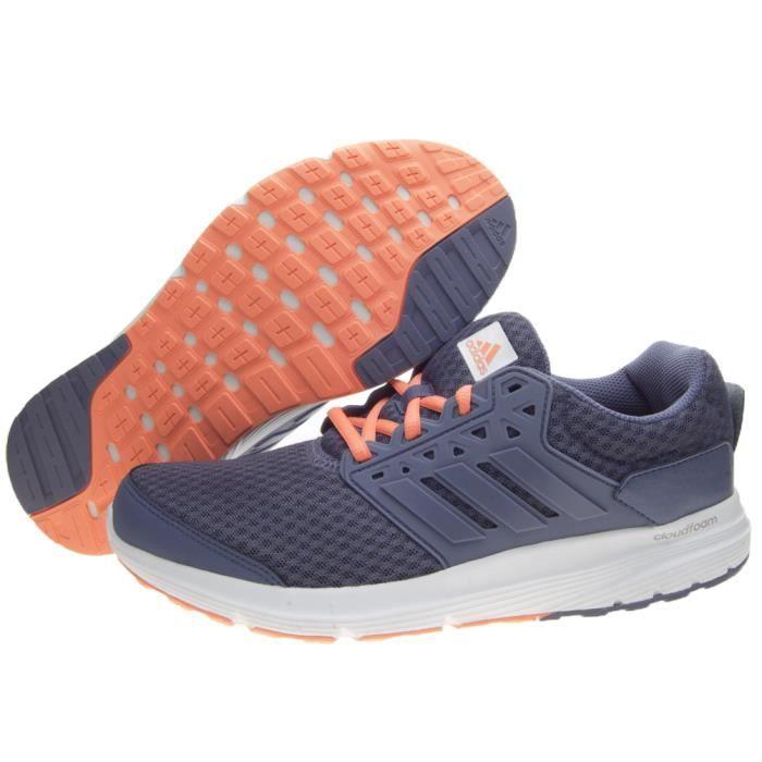 adidas Cosmic w - Chaussures de Course pour Femme, Noir,1/3, Taille: 41,1/3