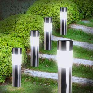 Boule solaire exterieur achat vente boule solaire for Balise solaire jardin