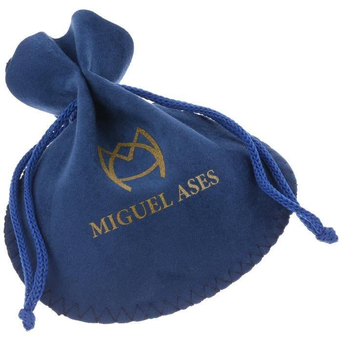 Miguel Ases Abalone Small 3-drop Chandelier Earrings ZJ6B3