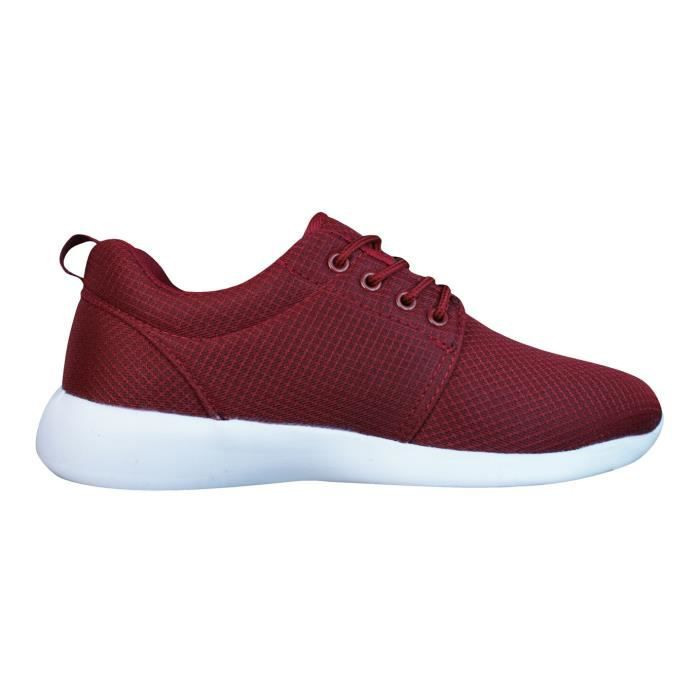 New Rouge baskets Hommess DT York homme Px8nq6STA