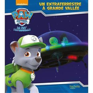 Livre 3-6 ANS Un extraterrestre à Grande Vallée