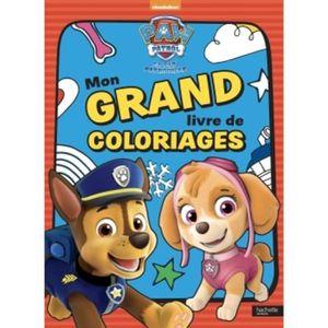 Cahier Coloriage Pat Patrouille.Livre De Coloriage Pat Patrouille Achat Vente Pas Cher
