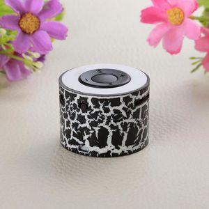 HAUT-PARLEUR - MICRO Mini stéréo portable haut-parleurs de musique lect