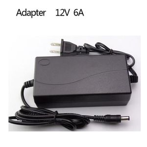 CHARGEUR - ADAPTATEUR  12v 6A Power Adapter pour Battery Lipro Balance Ch
