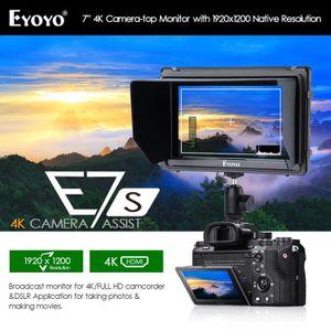 ECRAN - MONITEUR Eyoyo E7S 7 pouces HDMI IPS Support Entrée Sortie