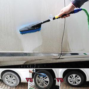 LIQUIDE LAVE-GLACE voiture brosse voiture bleu bulle lavage lavage se