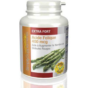 MATERNITÉ Acide folique (Vitamine B9) 400mcg   360 comprimés