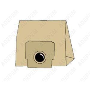 20 nappes sacs pour aspirateur convient pour Karcher 4000 plus