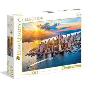 PUZZLE CLEMENTONI New York Puzzle 500 pièces