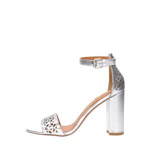 Michael Kors Sandal Femme Gold/silver, 38½