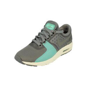 online retailer e8b25 4834e CHAUSSURES DE RUNNING Nike Femme Air Max Zero Running Trainers 857661 Sn