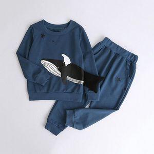 026c225a90 Ensemble de vêtements Tout-petits garçons enfants Animaux Vêtements 2PCS ...