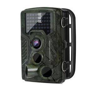 CAMÉRA SPORT Caméra de chasse 12MP 1080p avec 48 IR LED portée