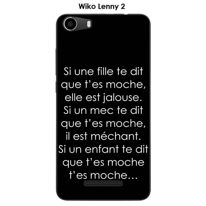 coque iphone 8 fille citation