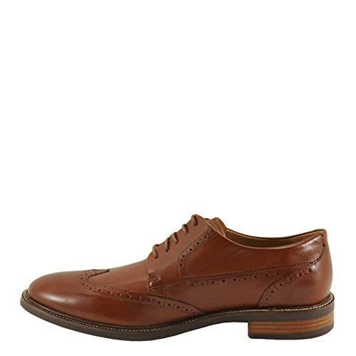 Cole Haan Warren Wing Ox Leather Oxfords JG2R8 Taille-43 YzgE0K8z