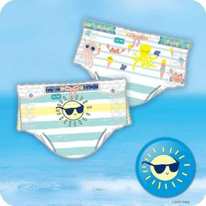 Couche piscine achat vente pas cher cdiscount - Couche pour piscine pampers ...