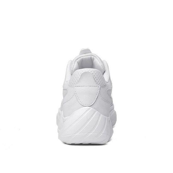 Baskets Homme Nouvelle Arrivee Occasionnels Extensible AntidéRapant Respirabilité Souplesse Mesh Extensible Occasionnels Respirant AntidéRapant Blanc Blanc - Achat / Vente basket 7f5f96