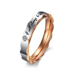 Exceptionnel Alliance mariage homme et femme - Achat / Vente pas cher - Cdiscount RS04