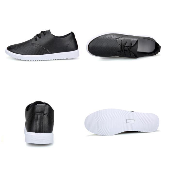 36771a3f0ba630 ... D'été Cuir Hommes Chaussures Véritable Occasionnels Respirant Conduite  Douce Hommes De Chaussure Homme Mocassins