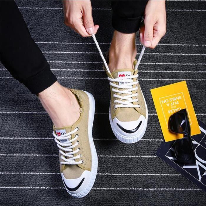 De 2017 Antidérapant ete Sneaker Luxe Durable Marque Nouvelle arrivee chaussure chaussures hommes homme Antidérapant Confortable qSzqC