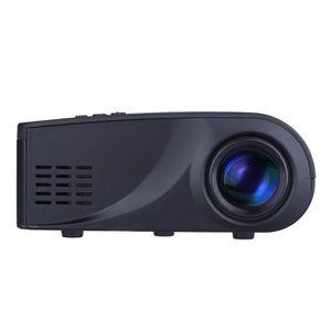 Vidéoprojecteur Vidéoprojecteur Mini LED Excelvan X6 Home Cinéma P