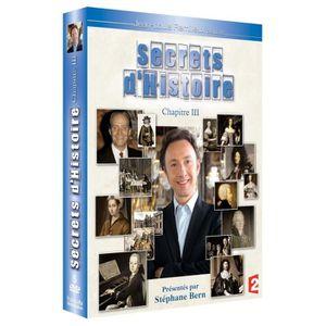 DVD DOCUMENTAIRE DVD Secrets d'histoire, chapitre 3