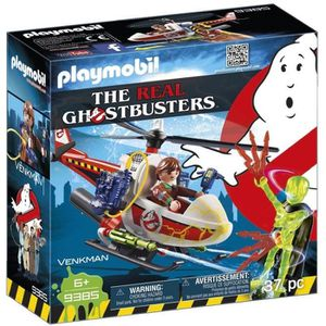 playmobil ghostbusters cdiscount