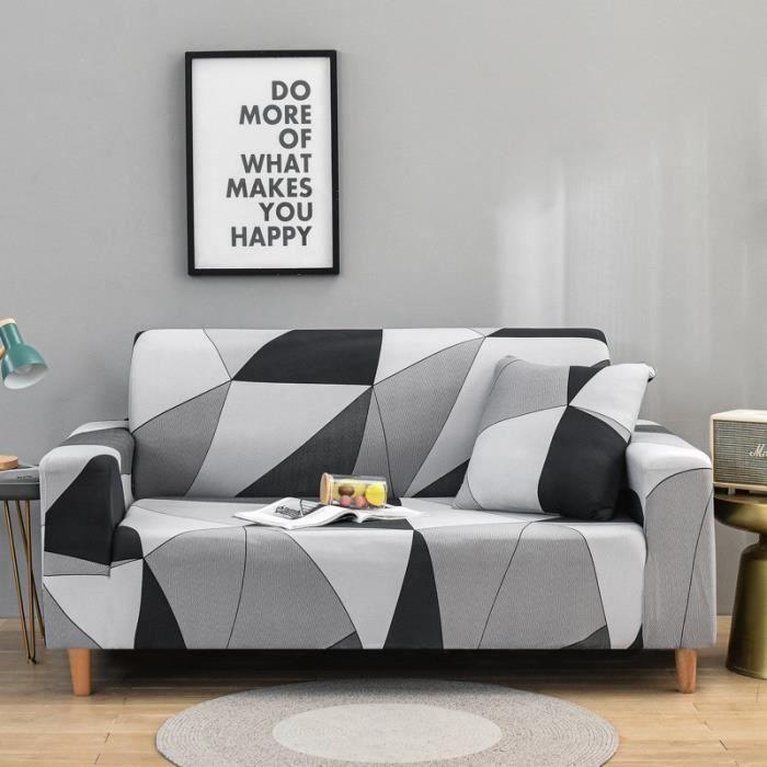 Housse de canapé 2 places - Achat / Vente Housse de canapé 2 places ...