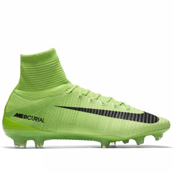 cfb53c7a742e0 NIKE MERCURIAL SUPERFLY V FG 831940 305 FOOTBALL HOMME. CHAUSSURES DE ...
