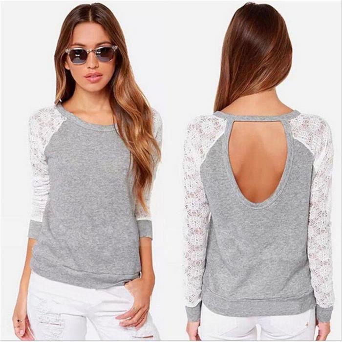 t shirt femme mode 88a3e93cb41a