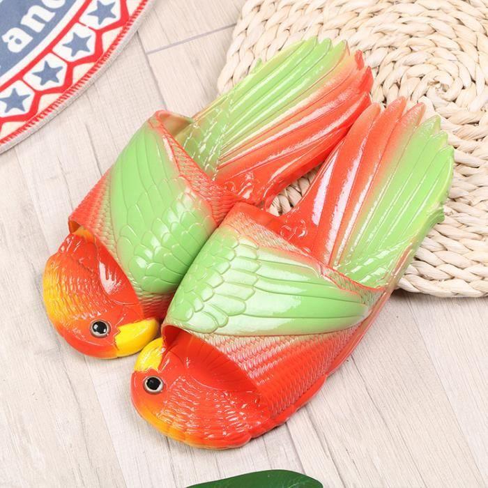 SANDALE - NU-PIEDS Sandales Femme Fille Garçon Chaussures été