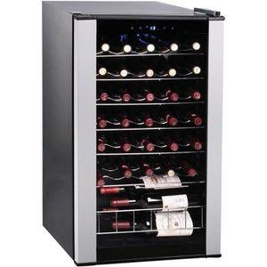 CLIMADIFF CLS33A - Cave ? vin de service - 33 bouteilles - Pose libre - Classe B - L 48 x H 83,5 cm