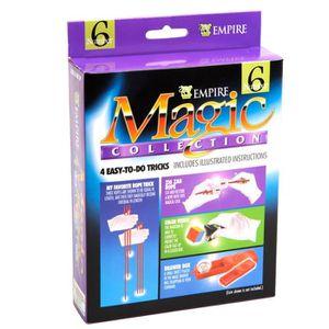 JEU MAGIE vision des couleurs, boîte à tiroirs plus kit de t