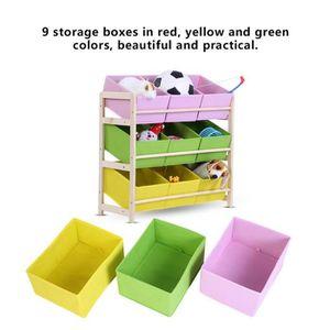 etagere pour jouet achat vente pas cher. Black Bedroom Furniture Sets. Home Design Ideas