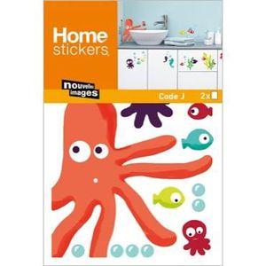 Stickers salle de bain enfant achat vente stickers for Stickers salle de bain enfant
