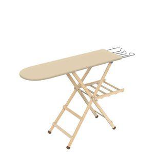 table a repasser en bois achat vente pas cher. Black Bedroom Furniture Sets. Home Design Ideas
