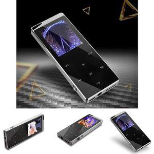 LECTEUR MP3 LECTEUR MP4 Lecteur Audio Bluetooth Mp3 Enregistre