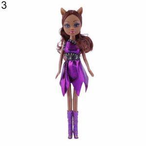 POUPÉE 22cm créative Monster High poupée modèle Action Fi