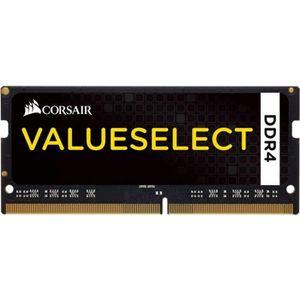 MÉMOIRE RAM CORSAIR Mémoire PC Portable DDR4 - Value Select 4