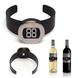 THERMOMÈTRE VIN Thermomètre à vin numérique