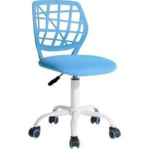 CHAISE DE BUREAU Homy Casa Chaise de bureau pour enfant Chaise pour