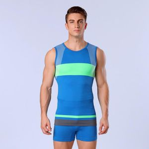 official photos incredible prices buy cheap Debardeur homme Marque Gym Fitness Compression ...