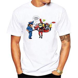 c4d245f6f2a61 T-shirt Goldorak homme - Achat   Vente T-shirt Goldorak Homme pas ...
