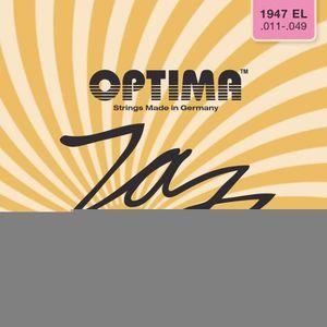 CORDE POUR INSTRUMENT Cordes Optima pour guitares électriques Jazz Swing