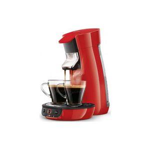 MACHINE À CAFÉ Cafetière Philips - Senseo Viva café Rouge (HD7829
