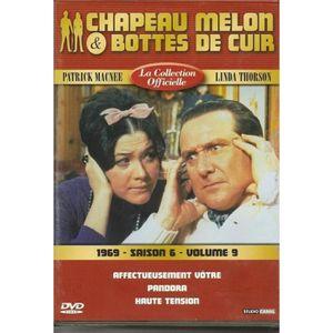 DVD SÉRIE Chapeau melon et bottes de cuir S6 V9/1969 -AFFECT